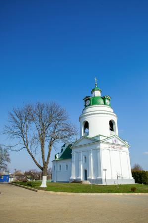 Pryluky, Ukrajina: церковь