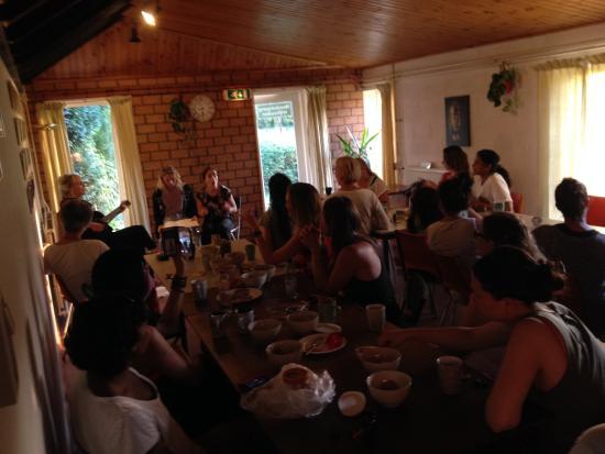 Arhanta Yoga Ashram Netherlands: New friends, great memories!