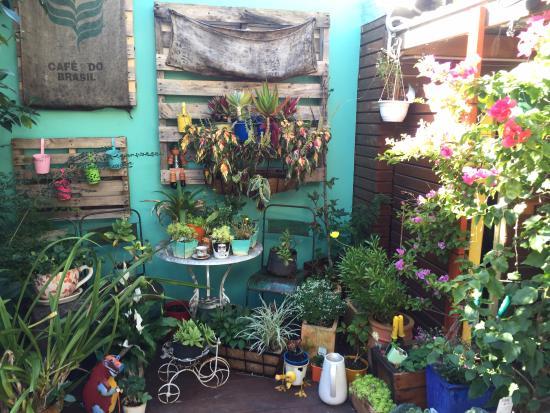Botanica Garden Cafe: Garden