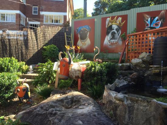 Botanica Garden Cafe: Little Garden In The Cafe