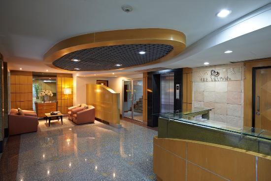 The Ravipha Residential and Serviced Apartments: Lobby