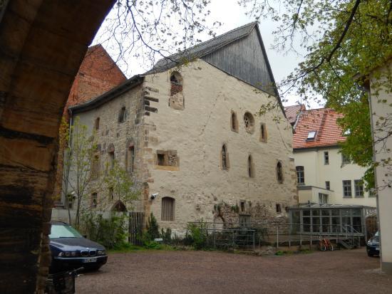 Alte Synagoge: Sinagoga esterno.