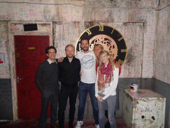 Escape Room Nottingham Curio
