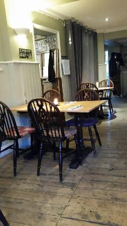 Great Wilbraham, UK: A wonderful pub atmosphere & amazing food!