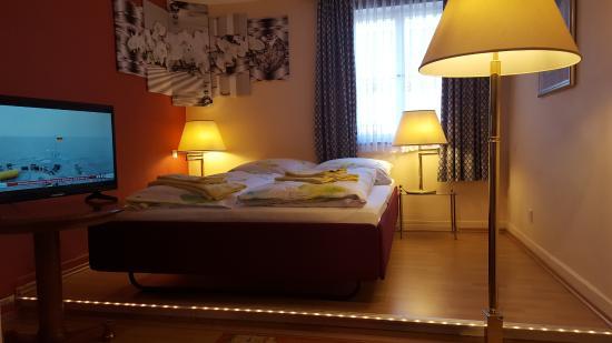 Hotel-Gasthof Mohren: Doppelzimmer