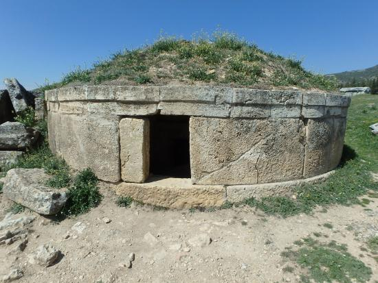 Anatolia Cemetery Photo