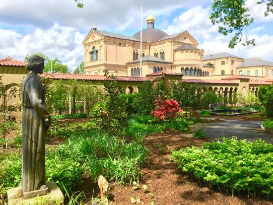 Franciscan Monastery Dc Tours