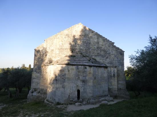 Chapelle Saint-Gabriel de Tarascon : Chapelle St Gabriel