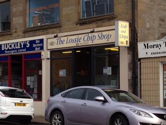 Indian Restaurant Lossiemouth