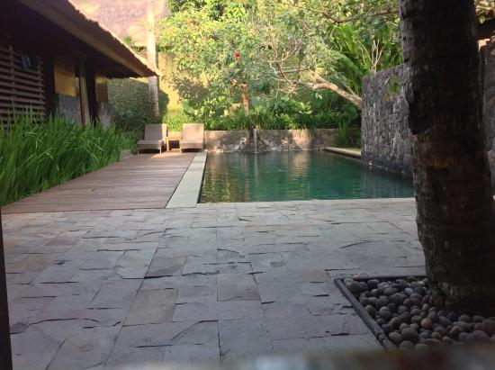 Kayumanis Ubud Private Villa & Spa: The pool in your villa