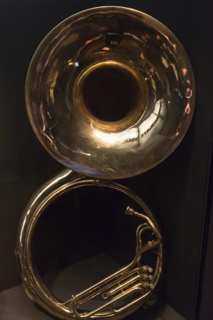 Museum für Musik (HMB): Tuba