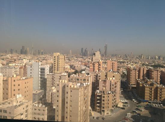 Hawthorn Hotel & Suites Hawally Kuwait Image