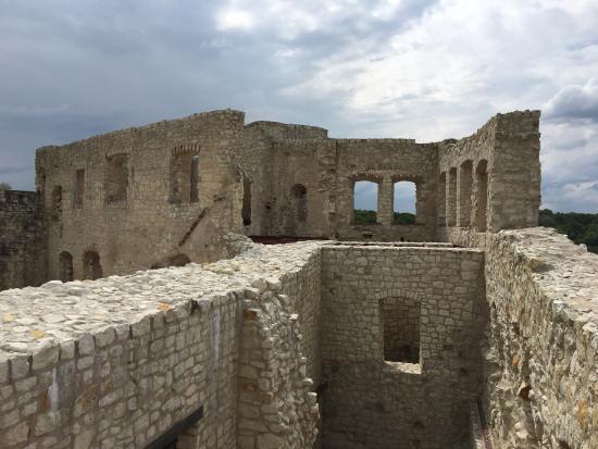 Казимеж-Дольны, Польша: Castle Complex in Kazimierz Dolny