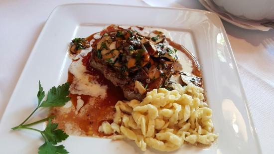 herxemer esszimmer, herxheim - restaurant bewertungen, Esszimmer dekoo