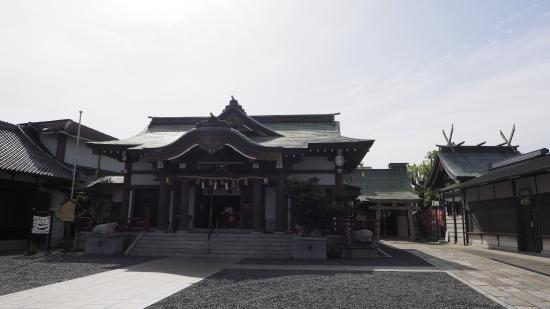 Kishiwada Tenjingu Shrine