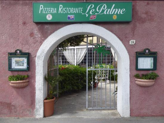 Hotel Restaurant Le Palme