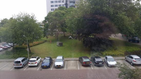 Amrath Hotel Belvoir: Paid parking lots