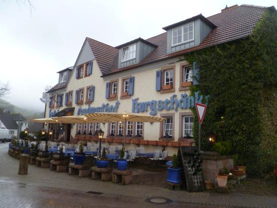 Burgschaenke hotel restaurant updated 2017 prices for Design hotel pfalz