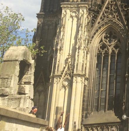 Porta Ao Lado Da Dom Bild Von Römisches Nordtor Köln Tripadvisor