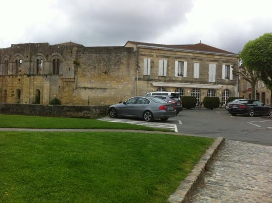 Bilde fra Hotel Palais Cardinal