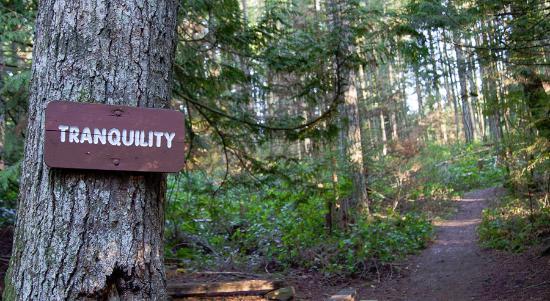 Нанаймо, Канада: Tranquility Trail