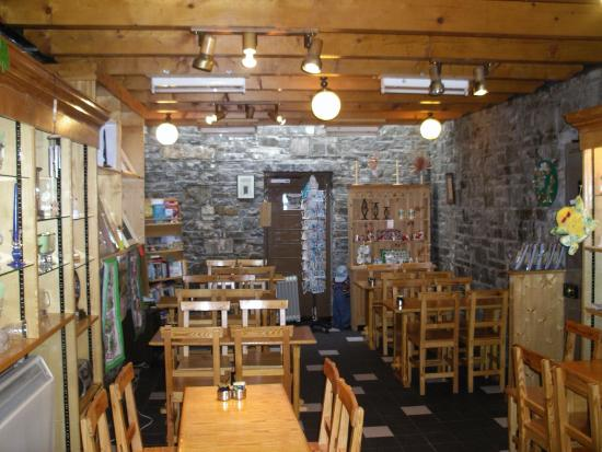 Tarbert, Irland: Coffee Shop