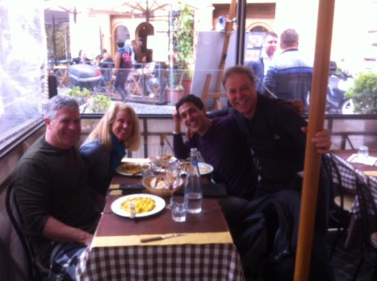 Rome Tours - Private tours of Rome: We were made to feel to at home here in Rome.