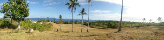 San Remigio, Philippines : The old unused golf course.