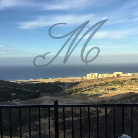 Montecristo Estates Pueblo Bonito: A view from our living room! Does it get any better?