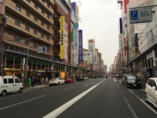 Nipponbashi Denden Town