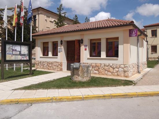 San Esteban De Gormaz, Hiszpania: Oficina de turismo