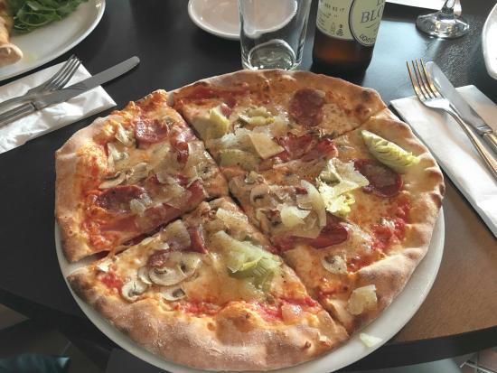 Bexhill-on-Sea, UK: Pizza Babargia