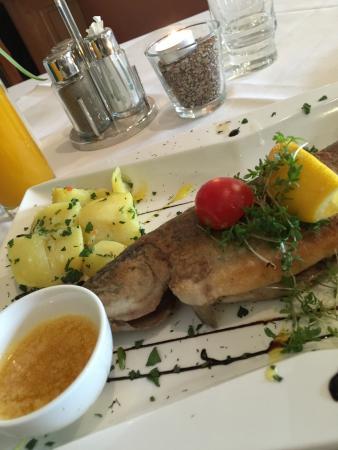 Goldenes Schiff Restaurant Foto