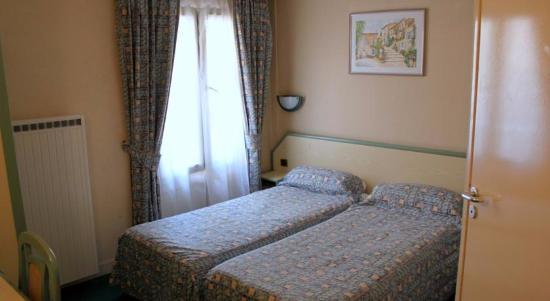Hotel Aladin: Twin room