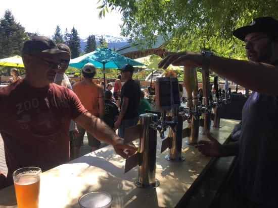 Riverhouse tavern: First beer fest in the books
