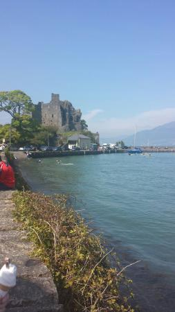 Carlingford, Ireland: King John's Castle