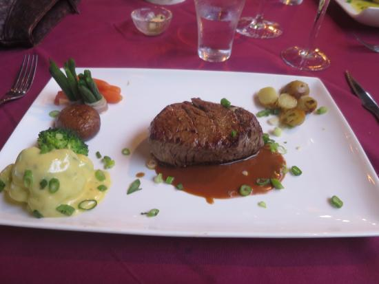 Chez Madeleine: Dinner - Delicious!