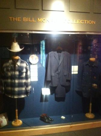 International Bluegrass Music Museum: Bill Monroe