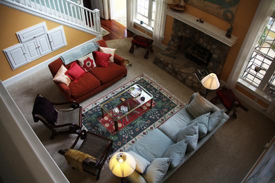 Bath, North Carolina: Lounge Area