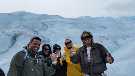 Hosteria Hainen: Perito Moreno - Imperdível