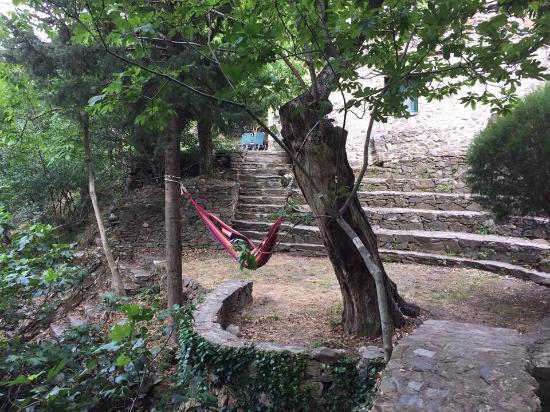 写真Traditionelles Dorf Milia枚