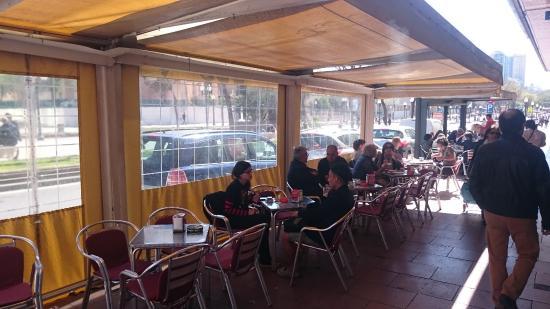 Bar Cafetería Els Vents