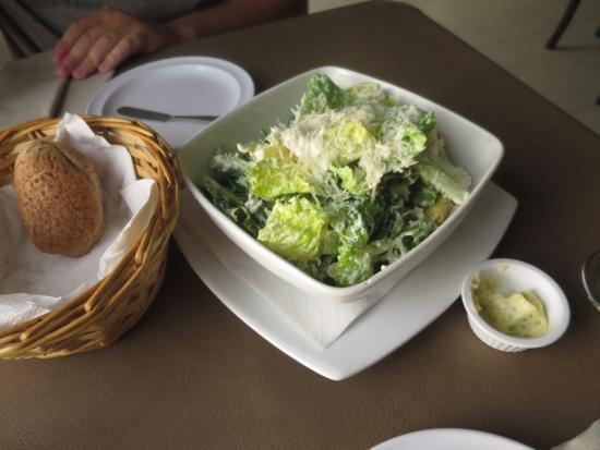 Patagonia: Caesar Salad