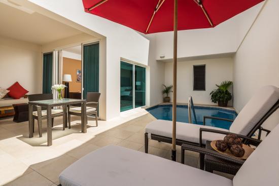 Spice Island Beach Resort: Anthurium Pool Suite