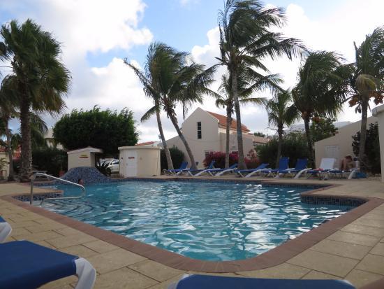 Hamlet Oasis Resort: Loved the Saltwater Pool