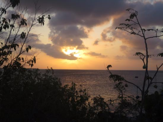 Hamlet Oasis Resort: Enjoyed Watching the Sun Set Almost Every Night