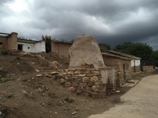 """Poblado Íbero """"El Cerro de la Cruz"""" de Almedinilla"""