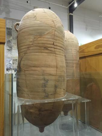 Almedinilla, Spagna: Vasija íbera en el museo municipal