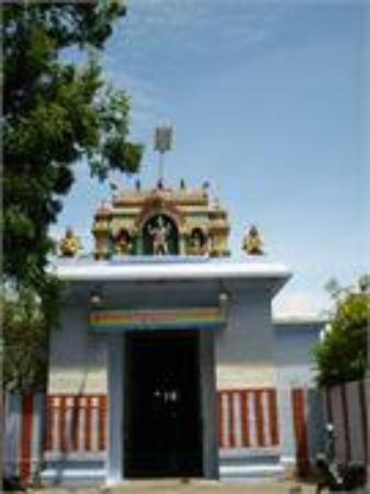 Arulmigu Kadu Anumantharaya Swamy Temple