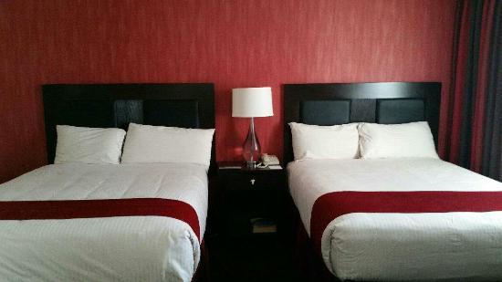 Primm Valley Resort Pool Hallways And The Room